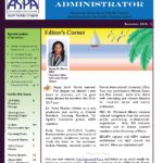 SUMMER 2016 EDITION OF THE ASPA NEWSLETTER IS HERE!